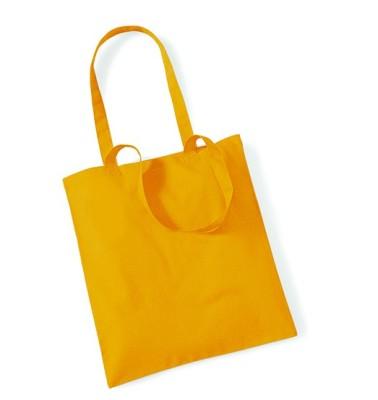 Bag for Life Einkaufstasche unbedruckt Orange