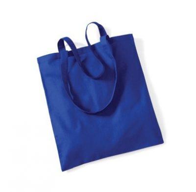 Bag for Life Einkaufstasche unbedruckt Royal-Blau