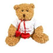 Teddybär Hardy bedrucktes T-Shirt Kuscheln