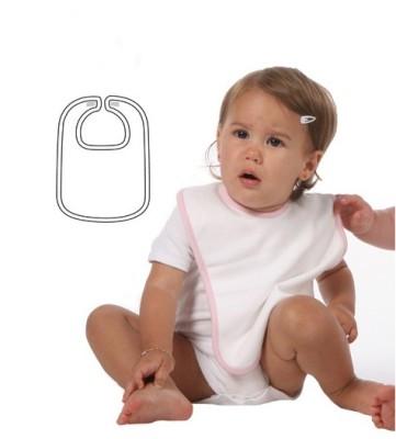 Babylätzchen Double Layer