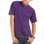 T-Shirt Exact 190 Lila Mann