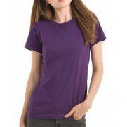 T-Shirt Exact 190 / Women Lila Frau