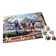 Kartonpuzzle rahmenlos A4 192 Teile