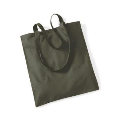Bag for Life Einkaufstasche unbedruckt Olive-Grün