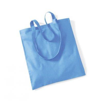 Bag for Life Einkaufstasche unbedruckt Hellblau